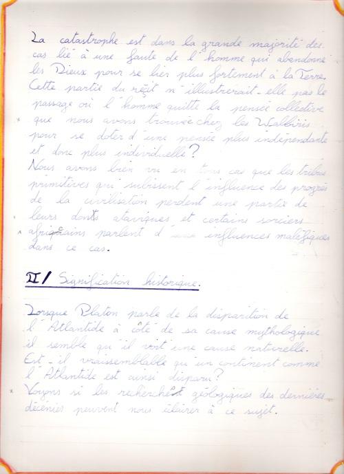 Cahier 10ème GP 21