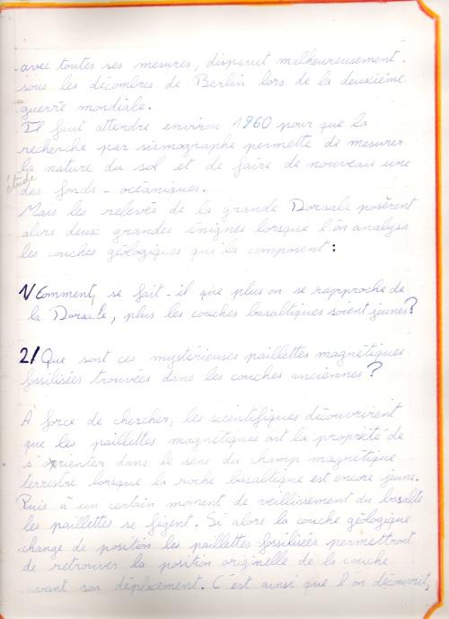 Cahier 10ème GP 26